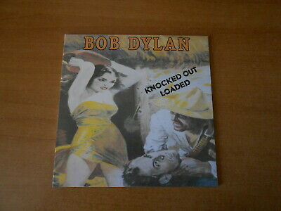 CD-Bob Dylan studio collection knocked out loaded