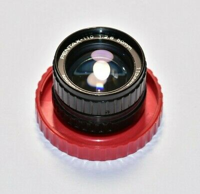 Pentax 50mm f2.8 Lens for 110 with keeper