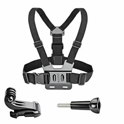 Chest Mount strap kit For GoPro Hero 7 6 5 4 3 Fully Strap Adjustable