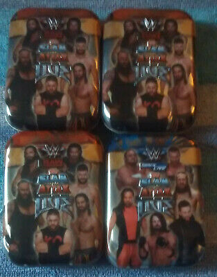 WWE Topps Slam attax live 230 Cards No Doubles. With Foils. No Champion Cards