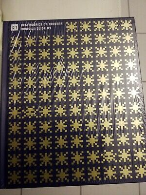 Invader Ravenna Book Invasion Guide Sealed - No Print Map un signed Art Space