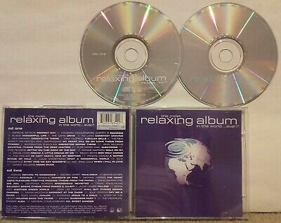 Various - The Most Relaxing Album In The World ... Ever! - 1998 2CDs