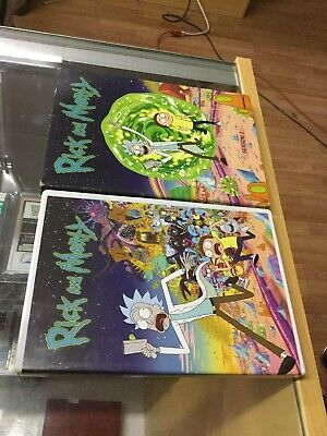 RICK AND MORTY COMPLETE SEASON 1 ~ DVD ~ 2 disc set