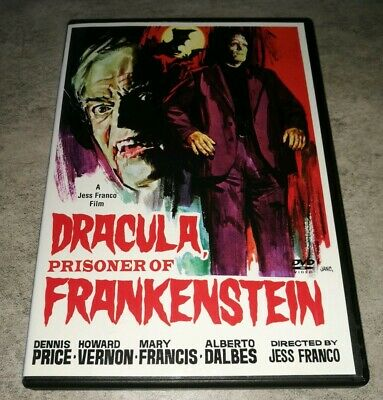 Live Horror Show Dracula Frankenstein Vintage-Style Newspaper Ad 12x18 Poster
