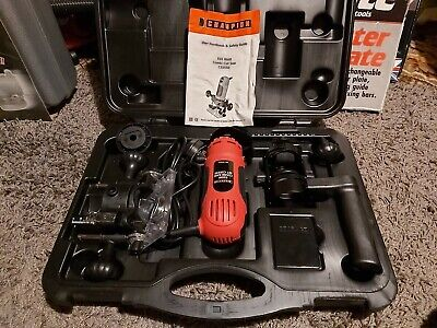 Multi Cutter Saw corded 550w Champion brand. New in case with manual