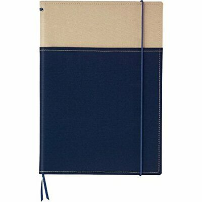 Kokuyo notebook notebook cover systemic B5 navy blue A ruled 40 sheets Roh -653A