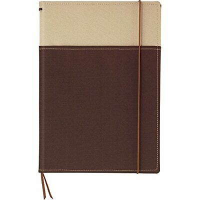 Kokuyo notebook notebook cover systemic B5 tea A ruled 40 sheets Roh -653A-3