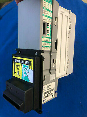 Mars Ae 2611 Bill Acceptor 110 Volt Takes $1-$20.New Belts Installed