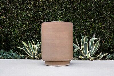 Mid Century Modern Xtra Large David Cressey Architectural Pottery Footed Planter
