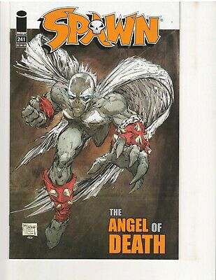 SPAWN #241, 1st print, High Grade, NM- or better (March 2014, Image Comics)