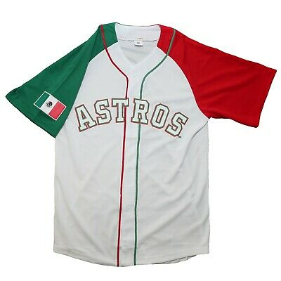 premium selection 5ed8c c8594 NEW MAJESTIC HOUSTON Astros Authentic Collection 3/4-Sleeve ...