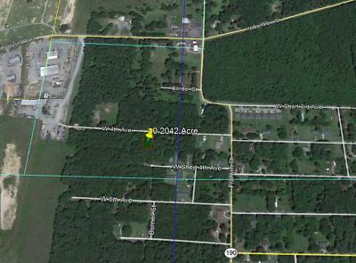 0.20 Acre Lot in Pine Bluff, Arkansas ~ No Reserve