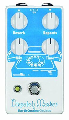 Earth Quaker Devices digital delay and reverb Dispatch Master