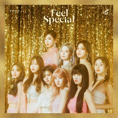TWICE FEEL SPECIAL 8th Mini Album RANDOM CD+Photo Book+6p Card SEALED