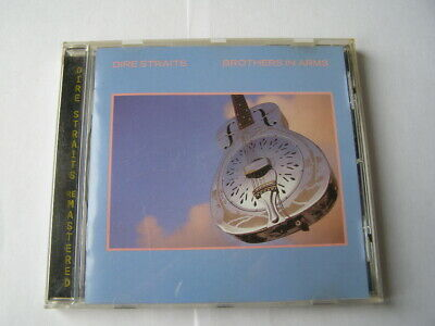 cd dire straits: brothers in arms
