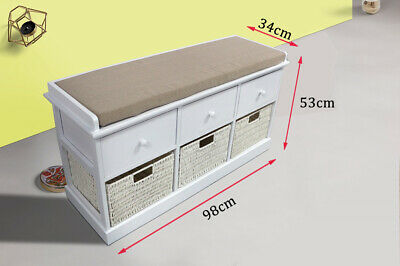 Cool Hartleys Extra Wide 2 Drawer Hallway Storage Bench Wicker Pdpeps Interior Chair Design Pdpepsorg