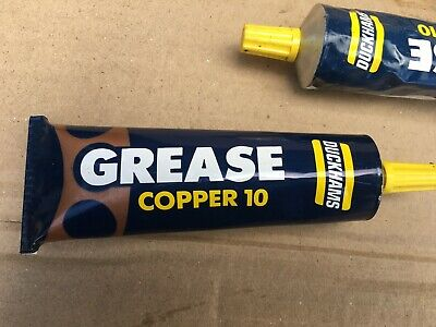 Duckhams Copper grease Multi Purpose Anti Sieze Slip Assembly Compound 85g Tube