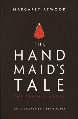 The Handmaid's Tale by Margaret Atwood (Hardback 2019) *NEW* Free UK Delivery