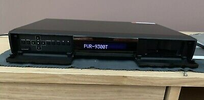 Humax Pvr-9300T 500Gb Hdd Pvr Twin Tuner Hdmi Freeview Recorder/Receiver