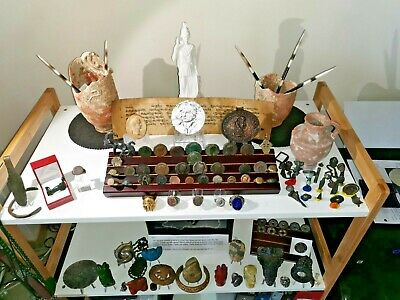 Roman & Egyptian Antiquity Collection For Sale With Extra's/Low Price