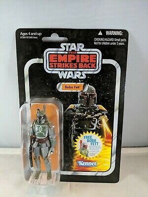 Hasbro 2010 Star Wars The Empire Strikes Back BOBA FETT Action Figure