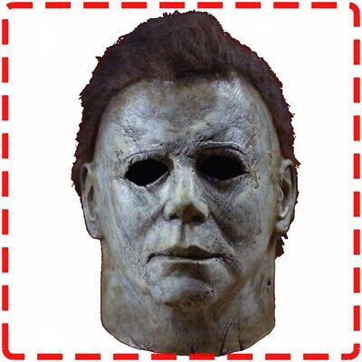 Michael Myers Halloween 2019 Mask Officially Licensed by Trick or Treat Studios