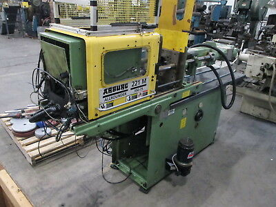 Arburg Allrounder Model 221M 350-75 40 Ton Injection Molding Machine W/O Cntrl