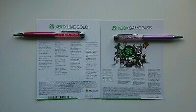 14 days (Two weeks) of Xbox Gamer Pass and Live * Xbox 1 (One) * Ultimate, 2