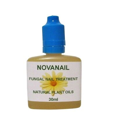Novanail Fungal Nail Treatment. 100% Essential Oils. Resolve Fungal Infections