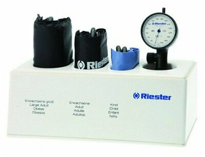 *Riester 1260 R1 Shock-Proof Blood Pressure Aneroid with Wall Mount/Storage Box*