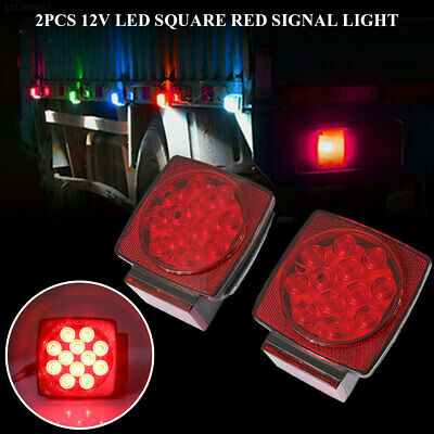 Comus lamp LED  Safety Warning Lights Fit To Tracks Tail Lift Batteries Based