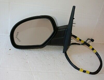 VW REPLACEMENT-MIRROR-GLASS+ADHESIVE~MANUAL//CABLE ADJUSTMENT LEFT DRIVER SIDE