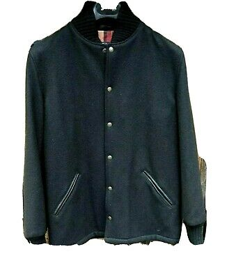 Schott NYC Wool & Leather RARE Jackets Barneys NEW YORK NWT MADE IN USA Sale$$$