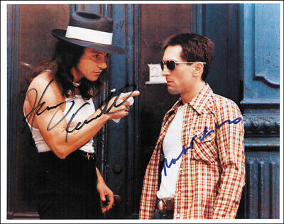 Taxi Driver Movie Cast - Autographed Signed Photograph With Co-Signers