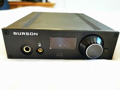 Burson Playmate Noir V6 Vivid used