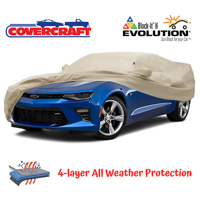 Covercraft EVOLUTION all-weather CAR COVER Custom Made 2007-2016 Volkswagen EOS