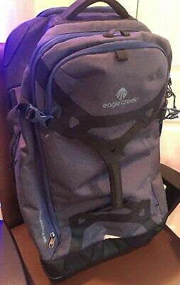 EAGLE CREEK GEAR WARRIOR™ 65L WHEELED DUFFEL CARRY ON | Excel. Condition | Blue
