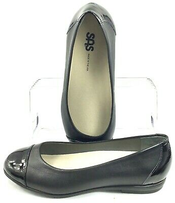 $141 SAS Womens Scenic Ballet Flat Comfort Loafer Shoes Size 8.5 WW Pick One