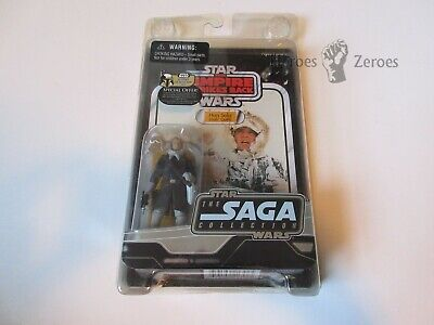 Star Wars The Saga Collection The Empire Strikes Back HAN SOLO Hoth Unpunched