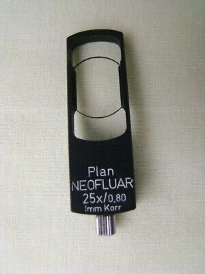 Zeiss DIC Prism Slider for Plan Neofluar 40x /0.75 Microscope Objective