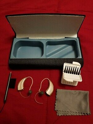 2x Starkey/Nuear RIC - Hearing Aids