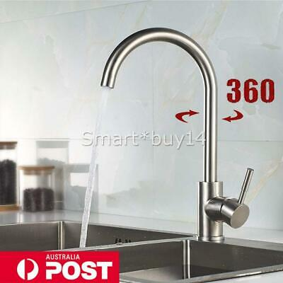 NEW Kitchen Tap Mixer Faucet Taps Bath Basin Brass Sink Shower Swivel WELS OZ