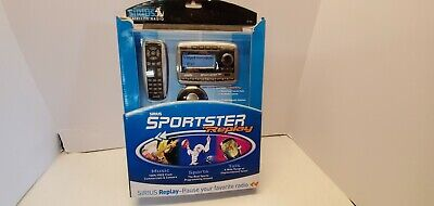 NOS Sirius Sportster Replay Satellite Radio Kit SP-TK2