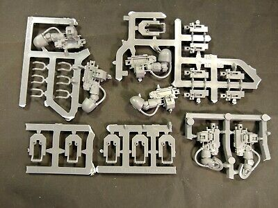 3x Sets of Inceptor Assault Bolters for Primaris Space Marines Warhammer 40k