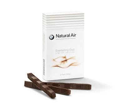 Genuine BMW Limited Edition Natural Air Car Freshener Everlasting Oud Refill