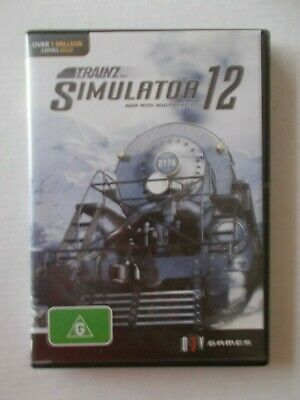 - TRANS SIMULATOR 12 [2 PC CD-ROM's] AUSSIE SELLER [With MULTI-PLAYER]