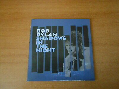 CD-Bob Dylan studio collection-shadows in the night