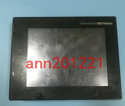1PC Used Mitsubishi touch screen GT1265-VNBA