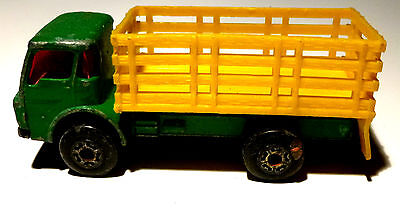 MATCHBOX Superfast Cattel Track Viehtransporter No.71 Made in England 1974