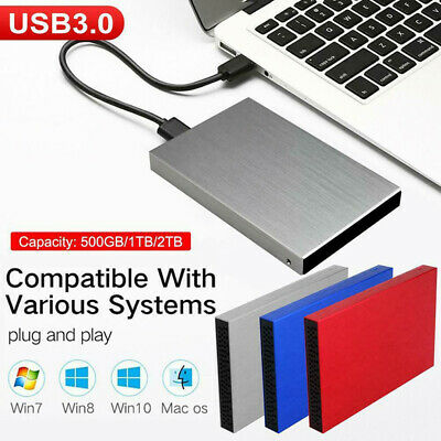 "2.5 "" External 2TB 1TB Hard Disk USB 3.0 SATA 3.0 HDD Portable Mobile Hard Disk"